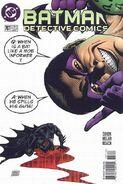 Detective Comics 707