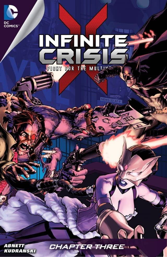 Infinite Crisis: Fight for the Multiverse Vol 1 3 (Digital)