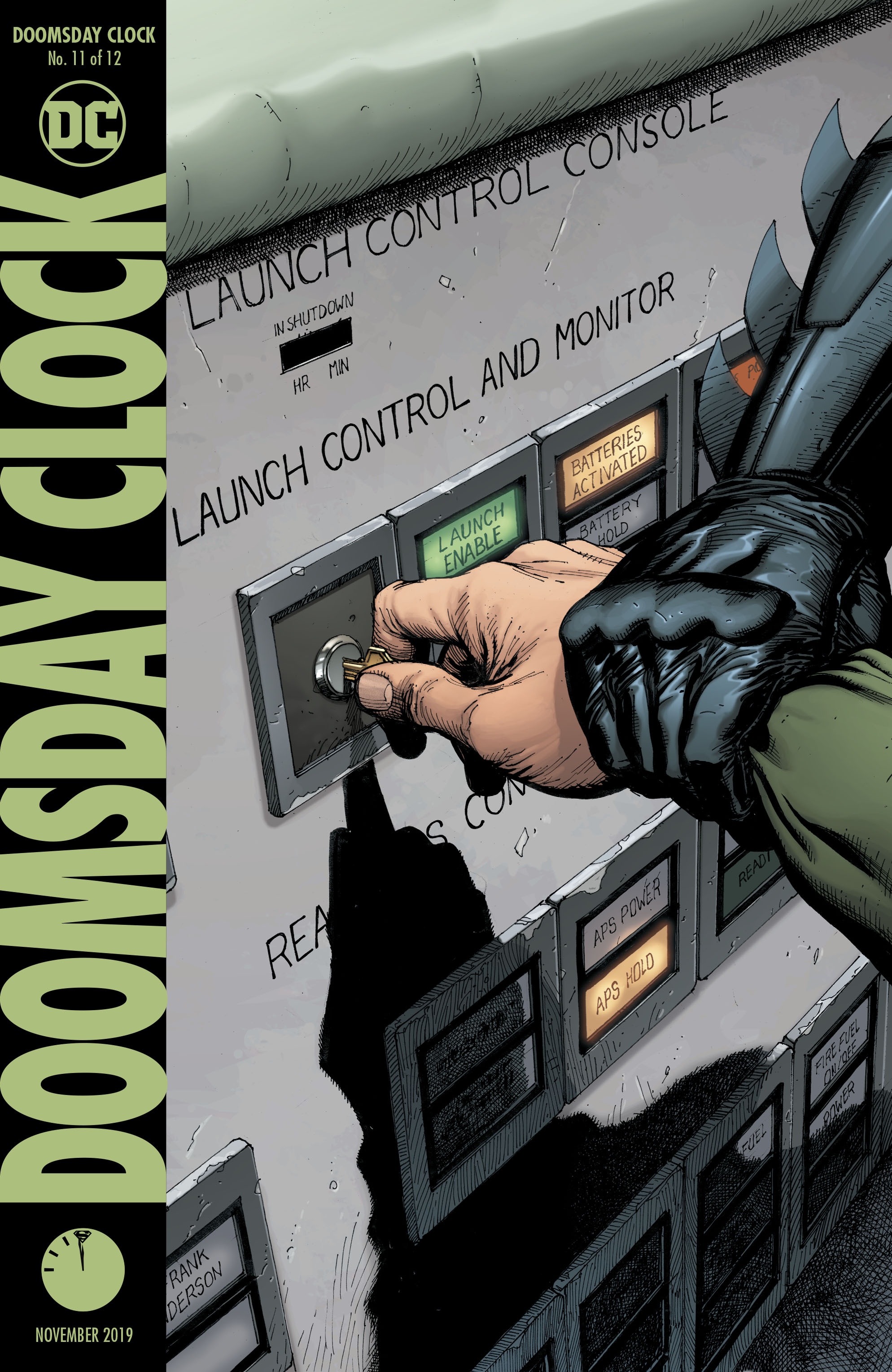 Doomsday Clock Vol 1 11