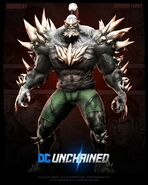 Doomsday DC Unchained 0001