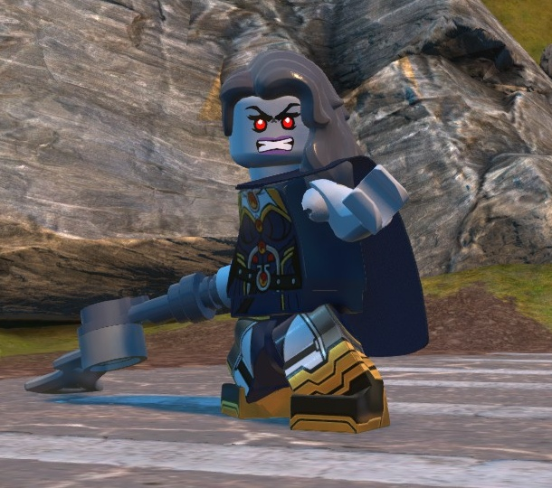 Grail (Lego Batman)