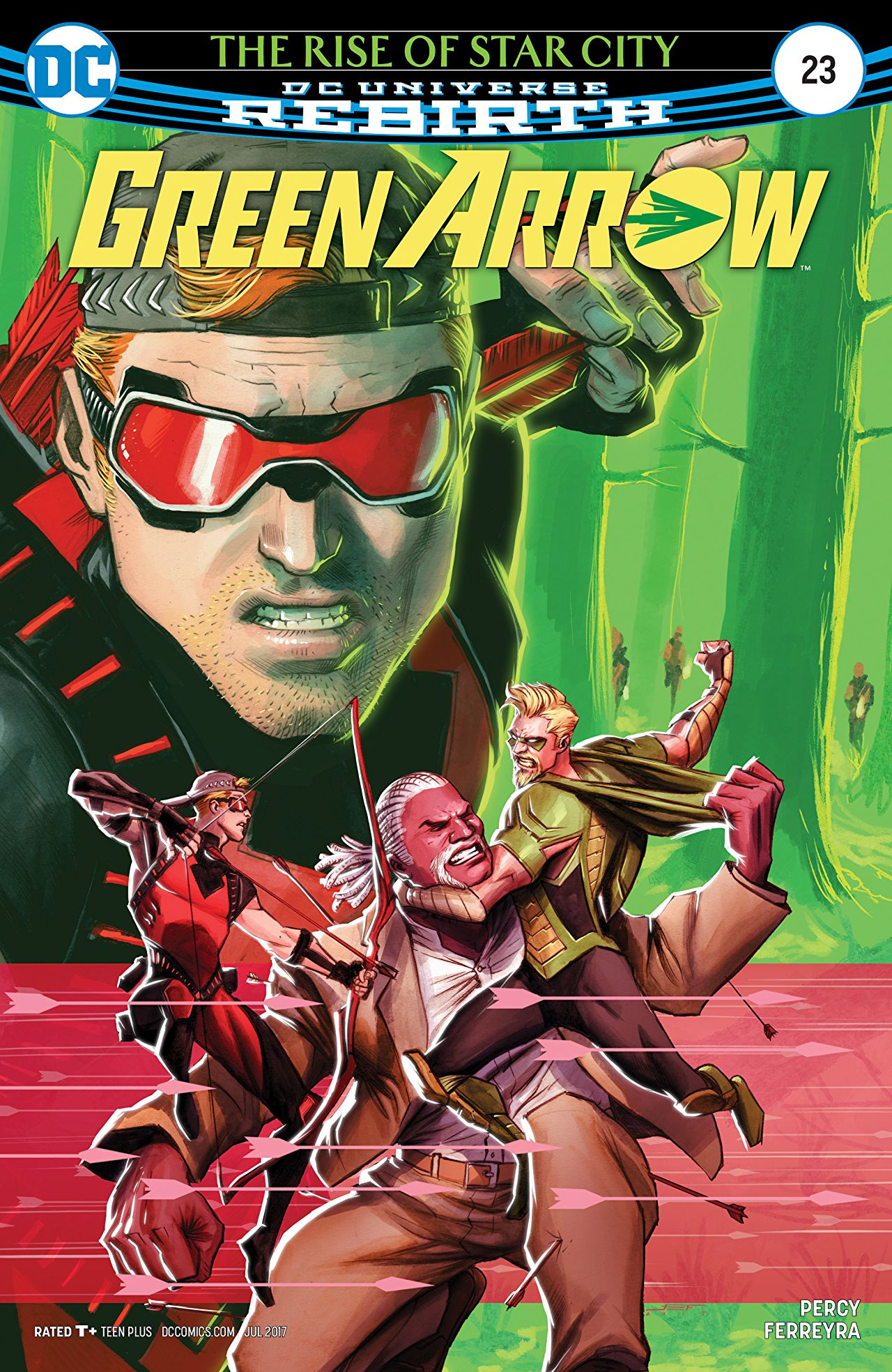 Green Arrow Vol 6 23
