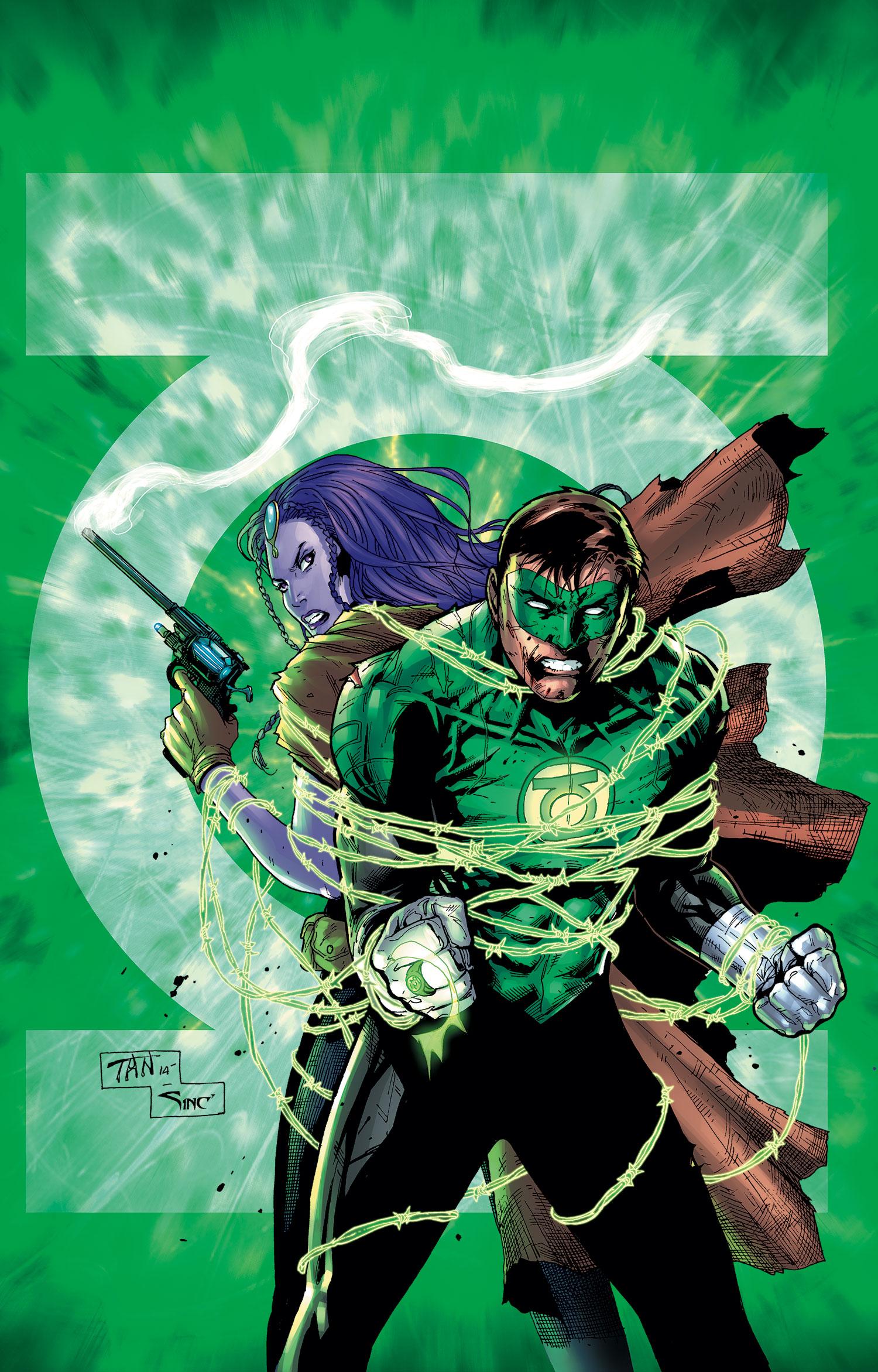Green Lantern Vol 5 32 Textless.jpg