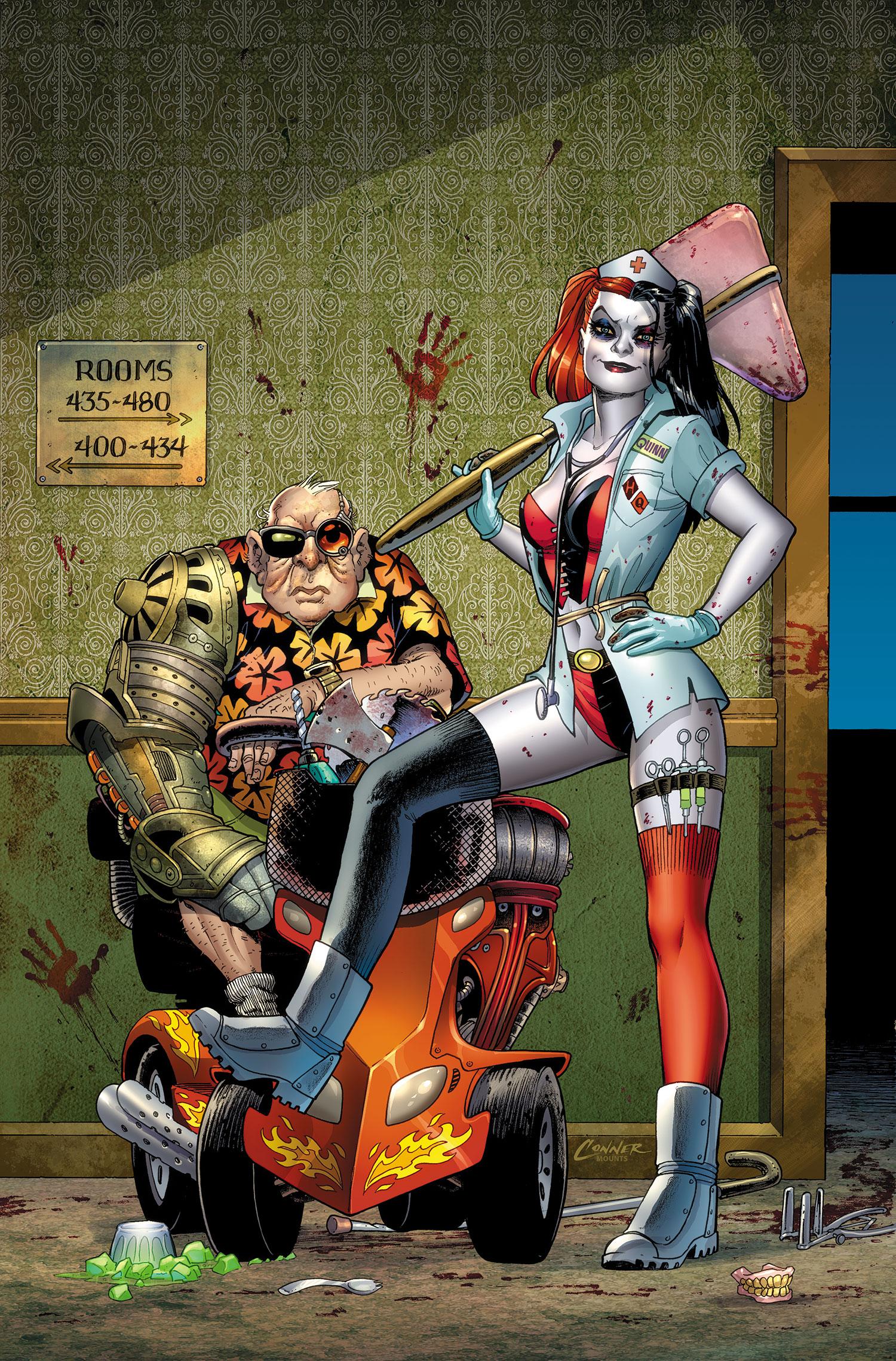 Harley Quinn Vol 2 5 Textless.jpg