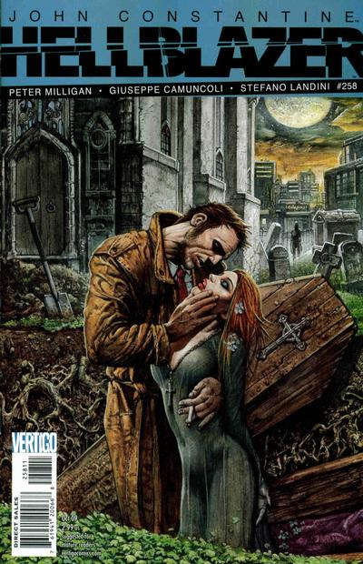 Hellblazer Vol 1 258