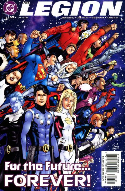 The Legion Vol 1 33