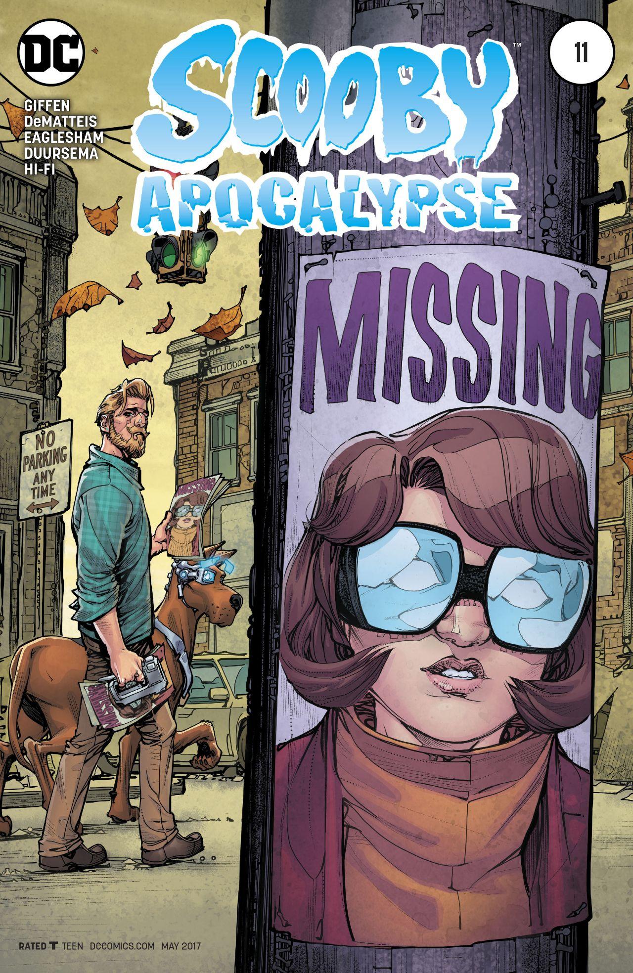 Scooby Apocalypse Vol 1 11