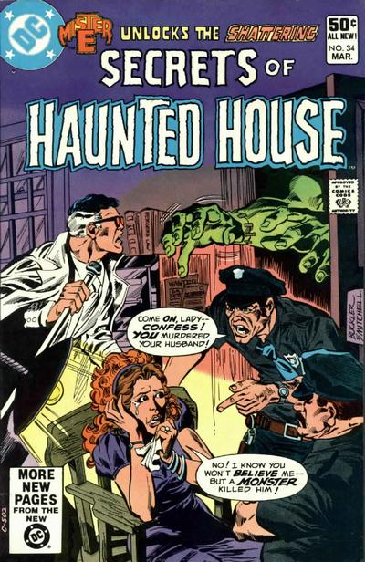 Secrets of Haunted House Vol 1 34