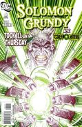 Solomon Grundy Vol 1 4