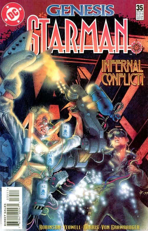 Starman Vol 2 35