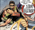 Superboy (Dark Multiverse- Infinite Crisis) 001