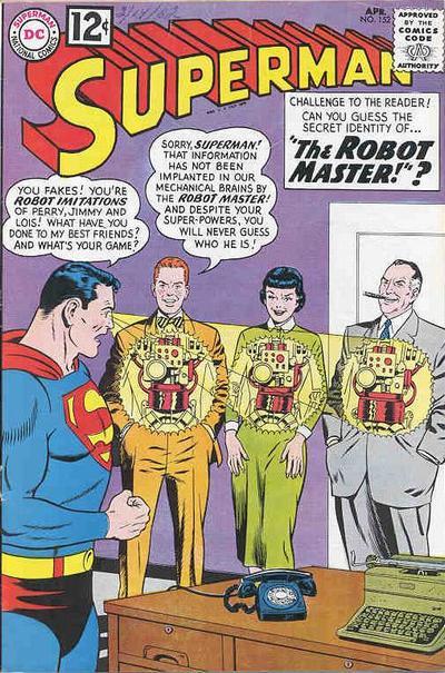 Superman Vol 1 152