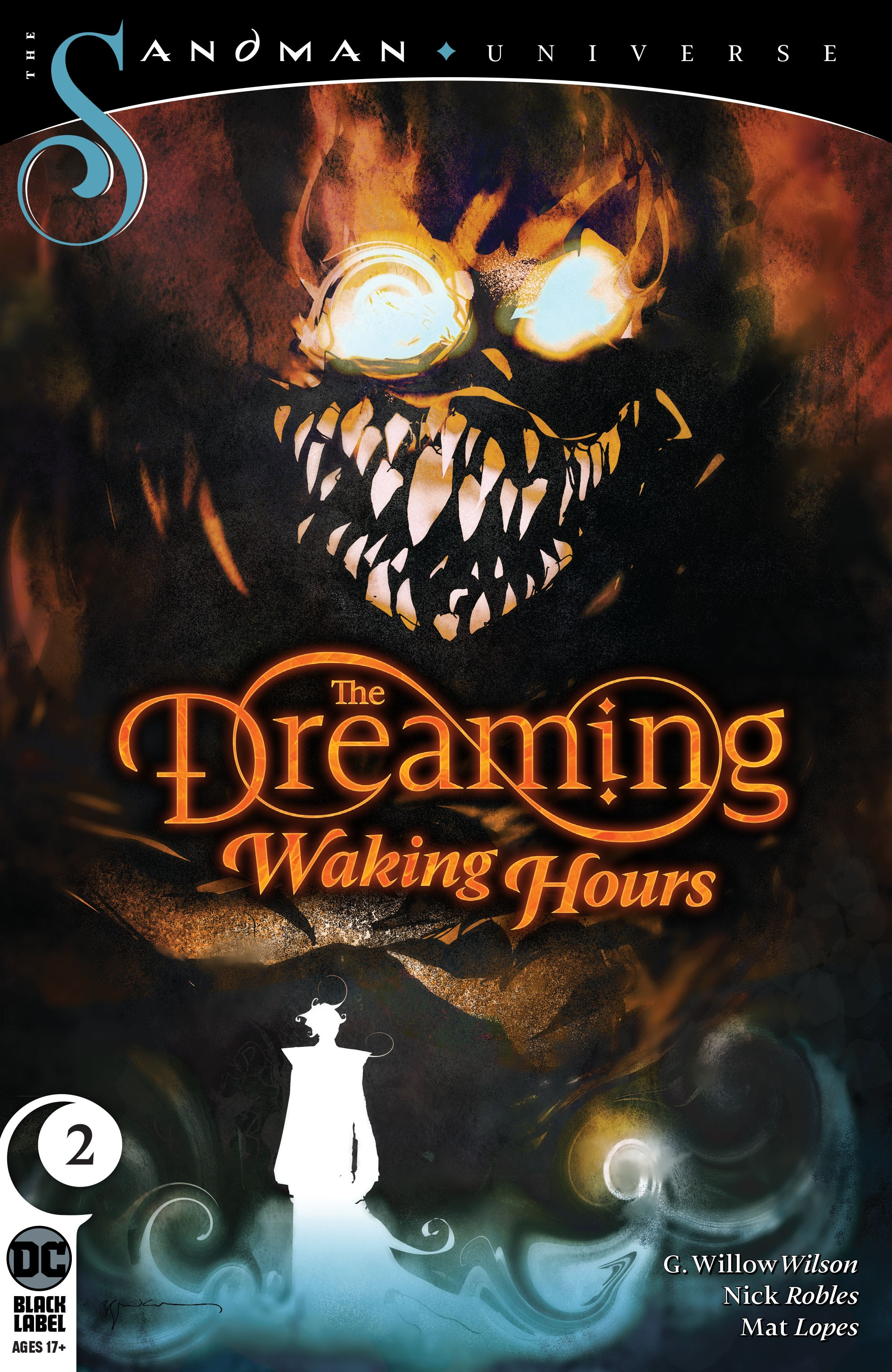 The Dreaming: Waking Hours Vol 1 2