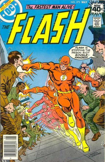 The Flash Vol 1 273