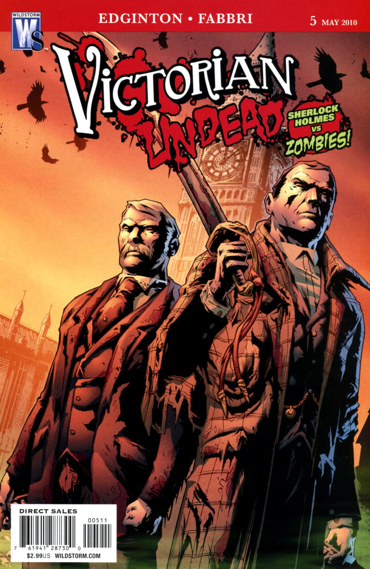 Victorian Undead Vol 1 5