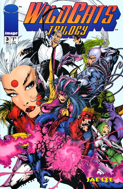 WildC.A.T.s Trilogy Vol 1 3