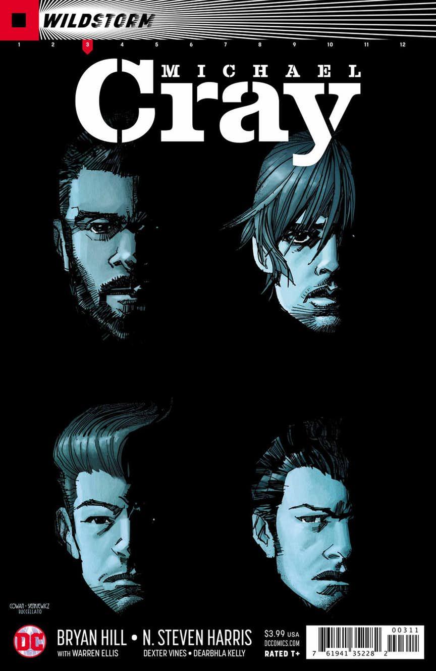 Wildstorm: Michael Cray Vol 1 3