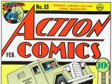 Action Comics Vol 1 33