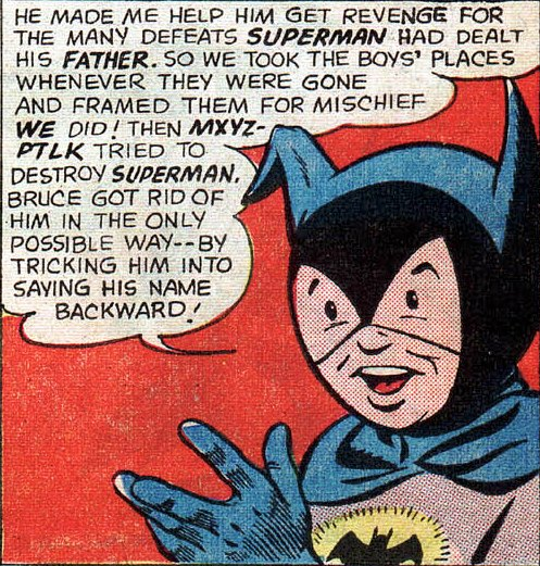 Bat-Mite, Jr. (Earth-154)