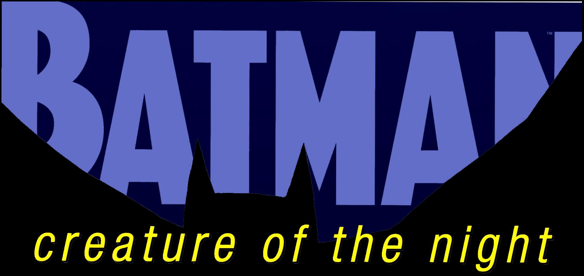 Batman: Creature of the Night Vol 1