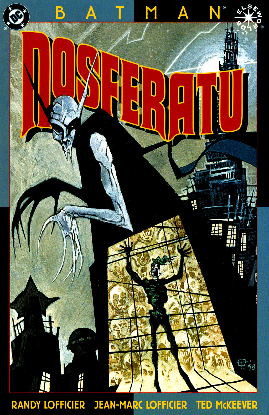 Batman: Nosferatu