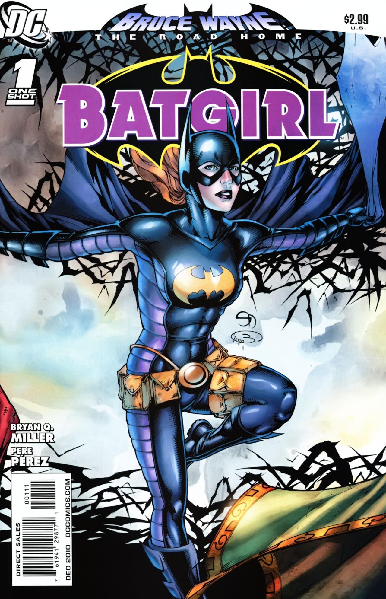Bruce Wayne: The Road Home: Batgirl Vol 1 1