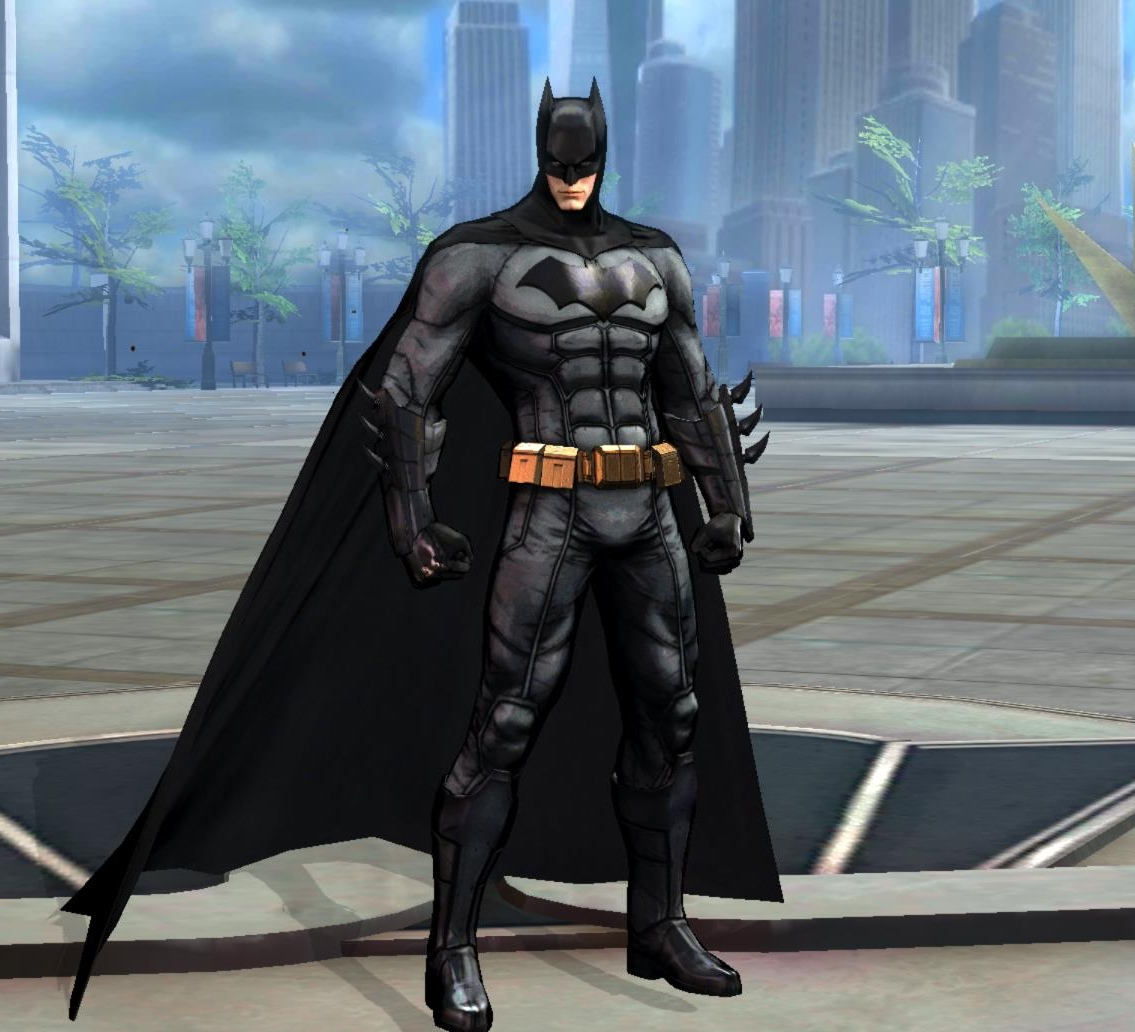 Bruce Wayne (DC Unchained)