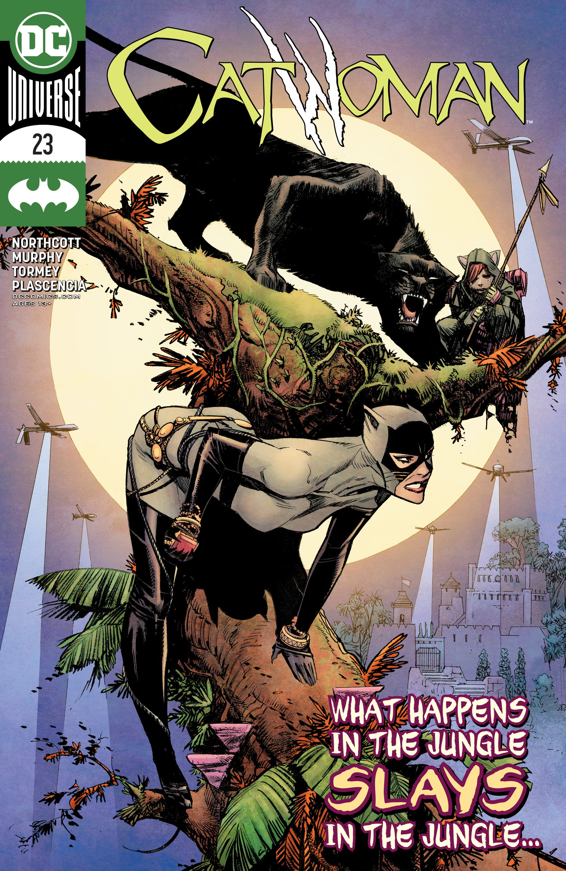 Catwoman Vol 5 23