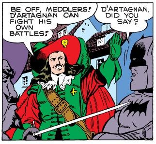 D'Artagnan (New Earth)
