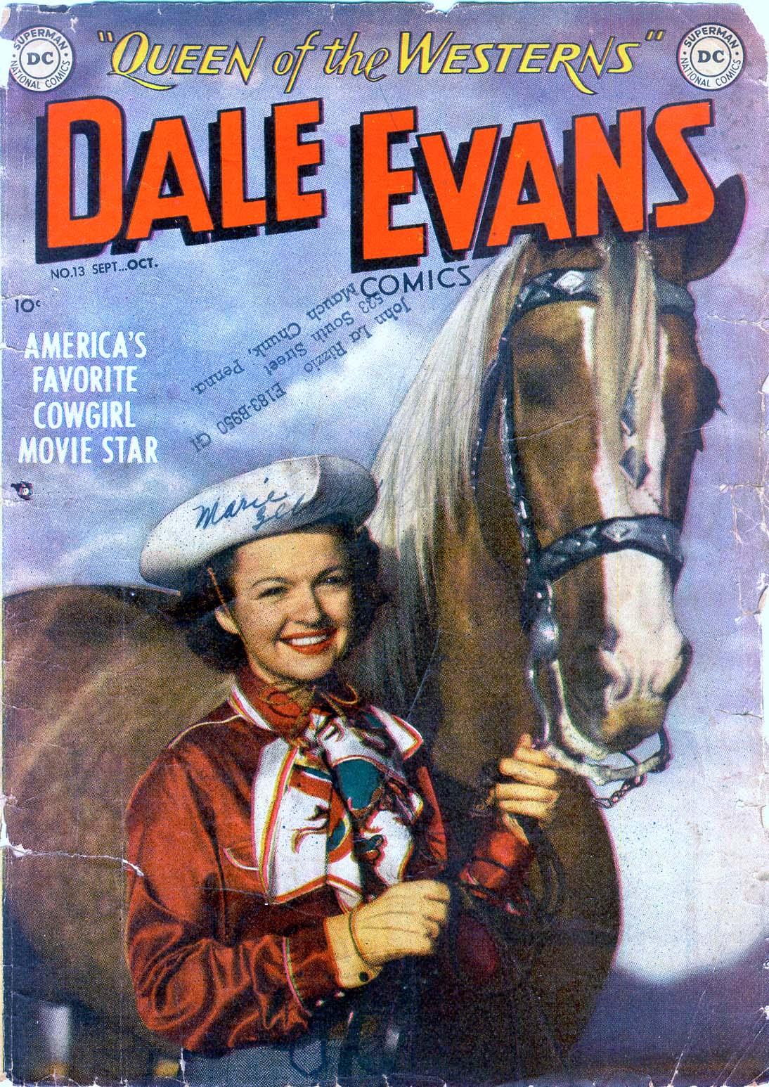 Dale Evans Comics Vol 1 13