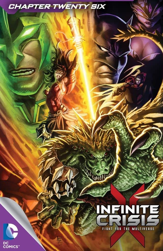 Infinite Crisis: Fight for the Multiverse Vol 1 26 (Digital)