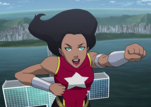 Donna Troy (DC Animated Movie Universe)