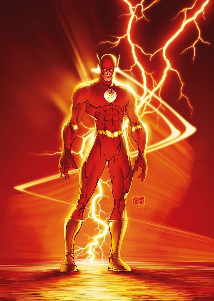 Wally West (New Earth)