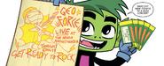 Geo Force Teen Titans Go TV Series 001