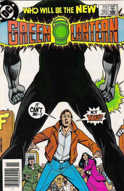 Green Lantern Vol 2 182