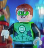 Hal Jordan The Lego Movie 0001