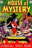 House of Mystery v.1 5