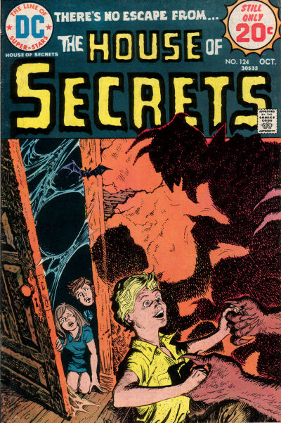 House of Secrets Vol 1 124