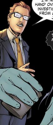 James Gordon (Smallville)