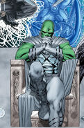 Martian Manhunter White Lantern 01