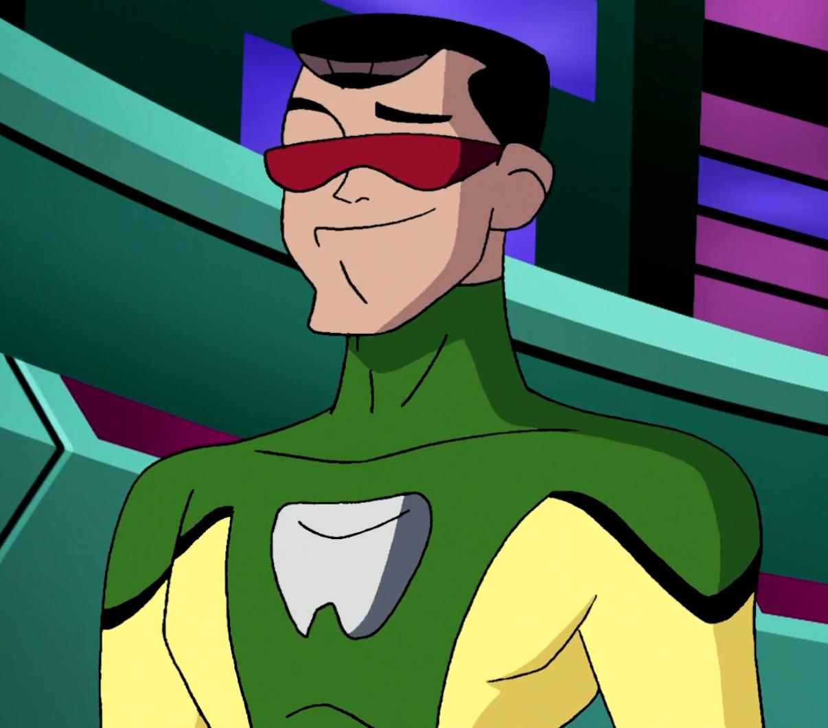 Tenzil Kem (Legion of Super-Heroes TV Series)