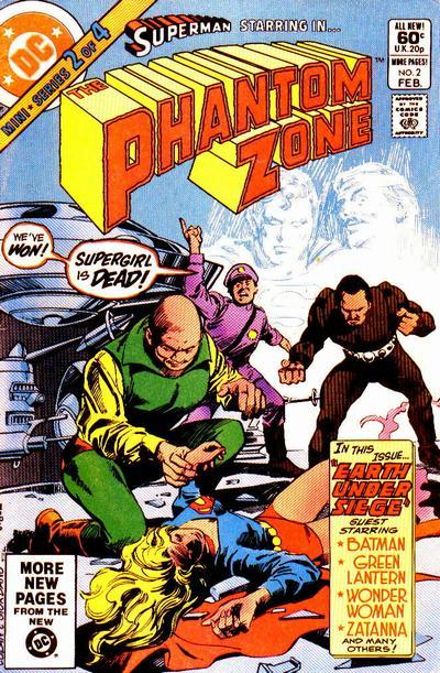 The Phantom Zone Vol 1 2