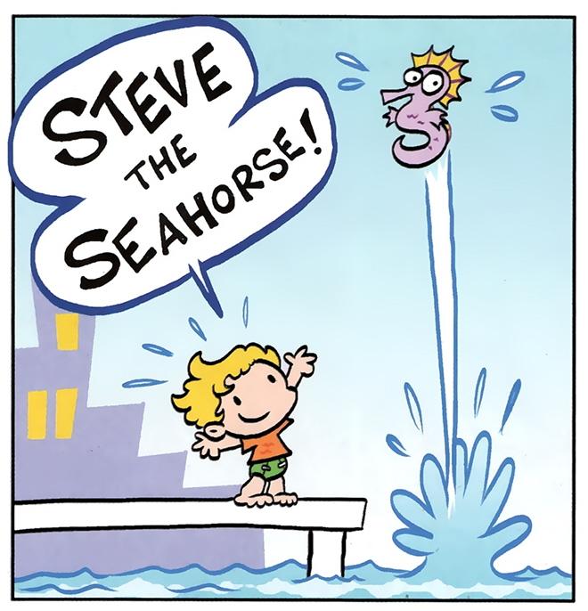 Steve (Tiny Titans)