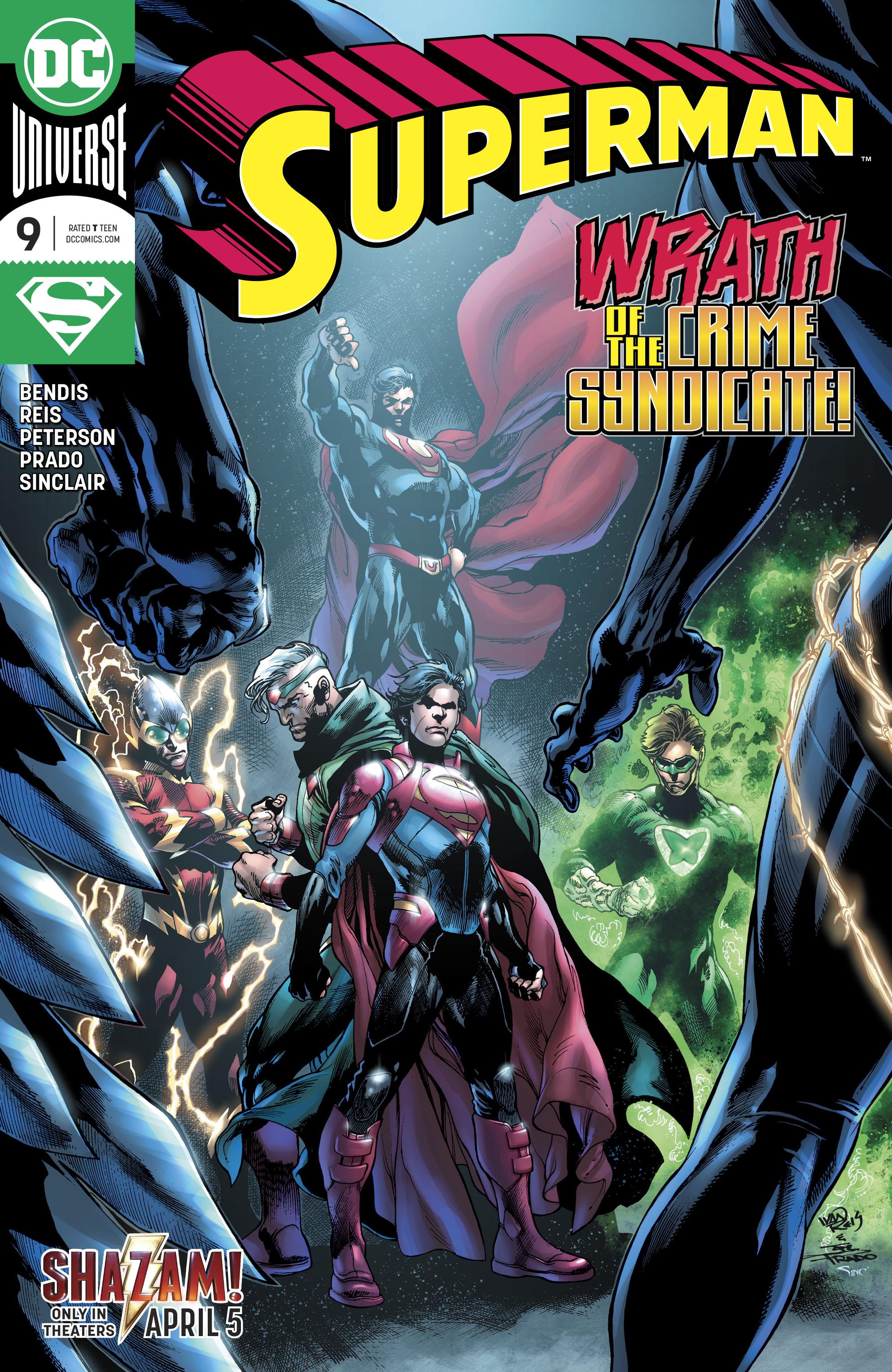 Superman Vol 5 9