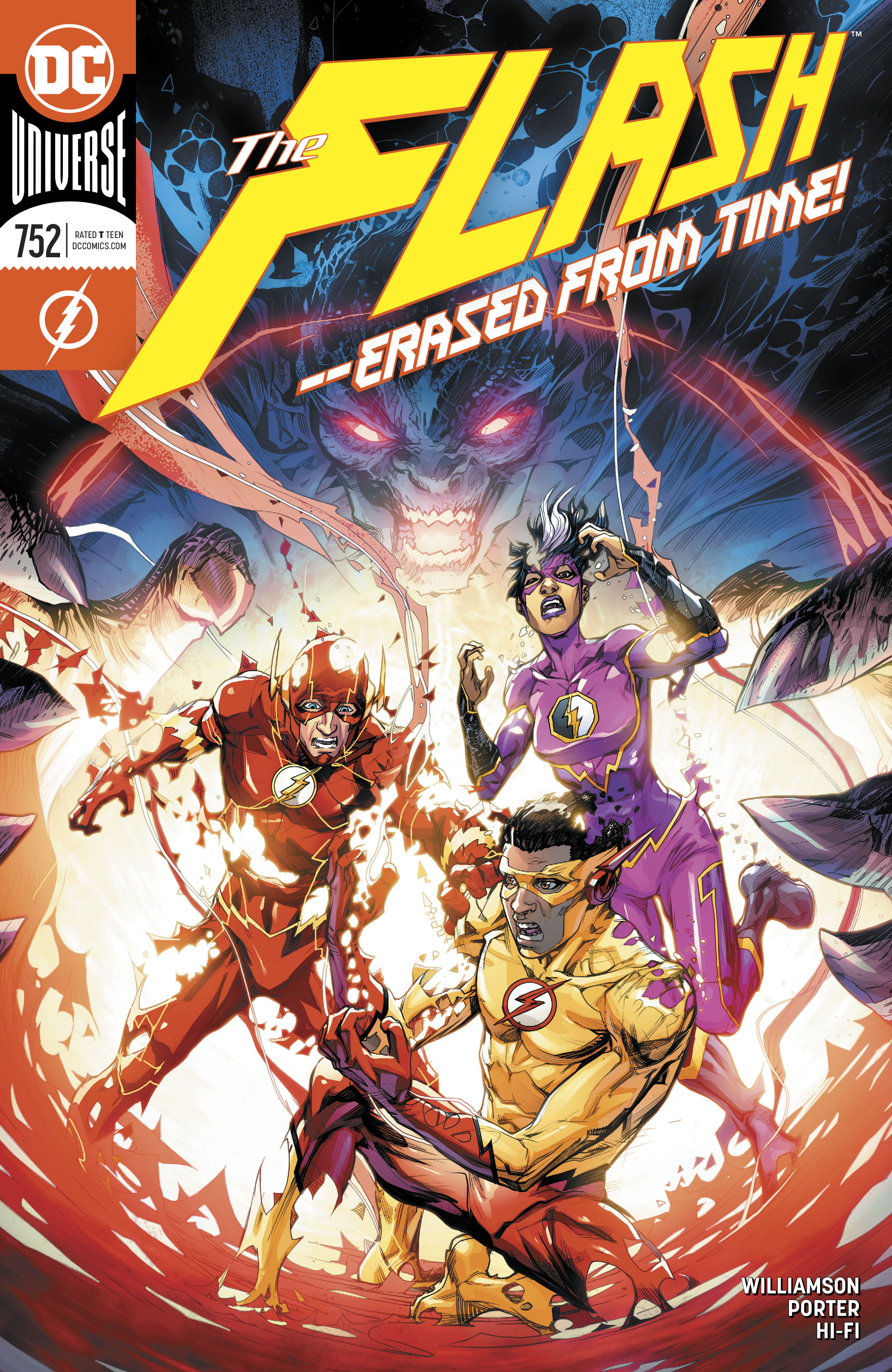 The Flash Vol 1 752