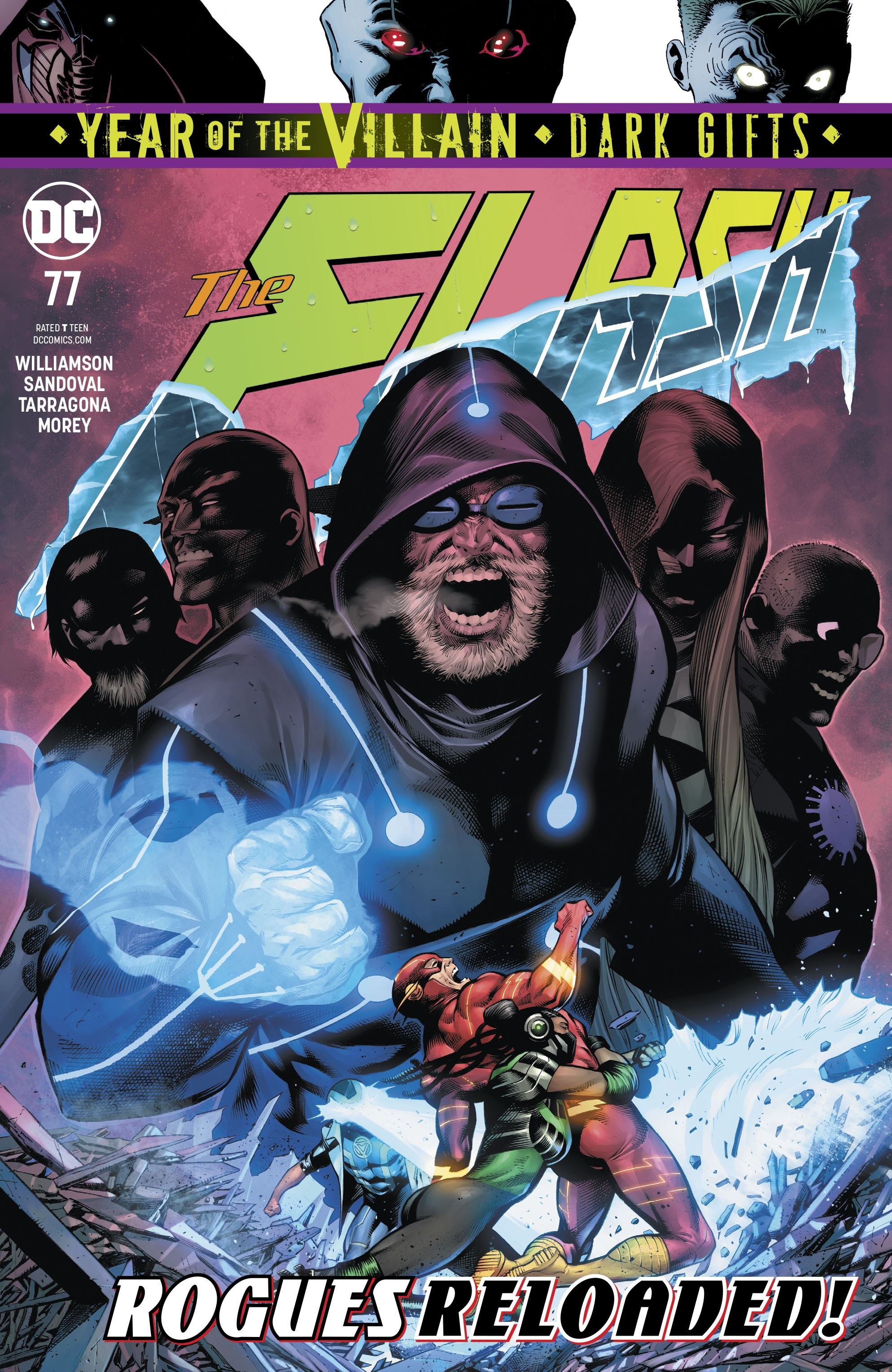 The Flash Vol 5 77