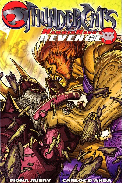 Thundercats: HammerHand's Revenge (Collected)