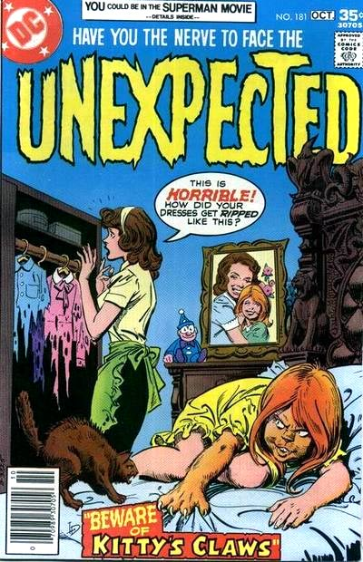 The Unexpected Vol 1 181