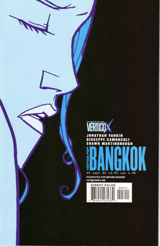 Vertigo Pop!: Bangkok Vol 1 3