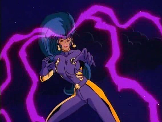 Priscilla Kitaen (WildC.A.T.s TV Series)